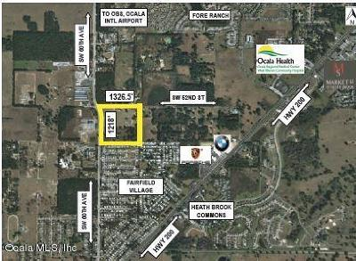 Residential Lots & Land For Sale: SW 60th Avenue