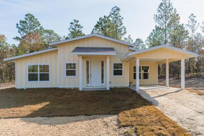 Williston Single Family Home For Sale: 131 NE 132 Terrace