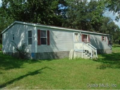 Reddick Single Family Home For Sale: 12665 NW Highway 225
