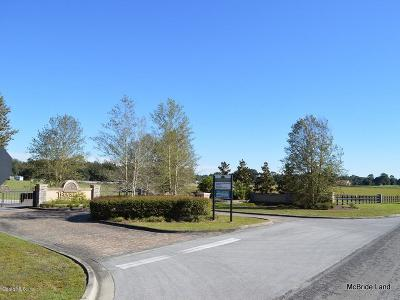 Anthony Residential Lots & Land For Sale: Lots 10-13 NE 111 Lane Road