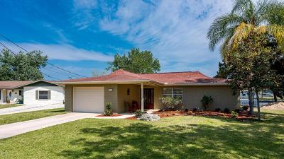 Crystal River Single Family Home For Sale: 2021 NW 15th Street