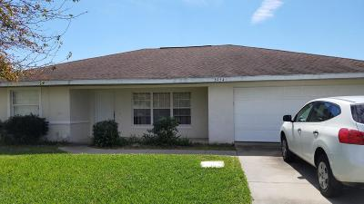 Ocala Single Family Home For Sale: 5954 Pecan Road