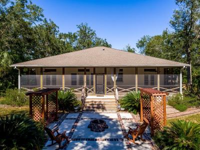 Crystal River Single Family Home For Sale: 481 S Winterset Avenue