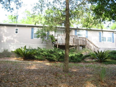 Mobile/Manufactured For Sale: 18997 NE 248th Court
