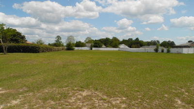 Belleview Residential Lots & Land For Sale: SE 64th Avenue