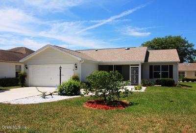 The Villages Single Family Home For Sale: 516 Alcazar Court