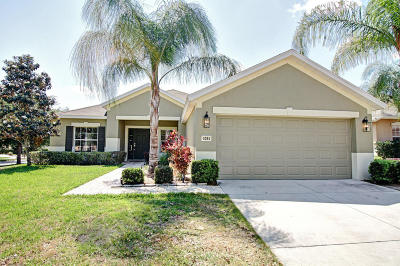 Single Family Home Sold: 4084 SW 54th Court