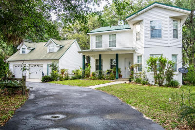 Dunnellon Single Family Home For Sale: 4427 W Dunnellon Road