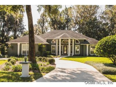 Marion County Single Family Home For Sale: 6930 SE 12th Circle