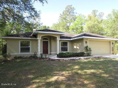 Williston Single Family Home For Sale: 14740 NW 142nd Street