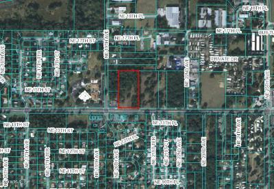 Ocala Residential Lots & Land For Sale: 2015 NE 14 Street