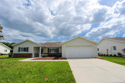 Lake County, Marion County Single Family Home For Sale: 11456 SW 139th Street