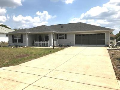 Lake County, Marion County Single Family Home For Sale: 6196 SW 84th Place Road
