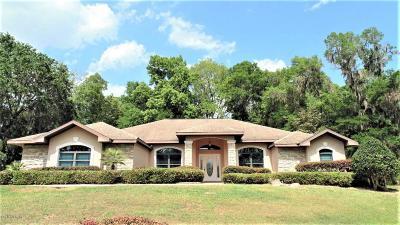 Ocala Single Family Home For Sale: 615 SE 36th Lane