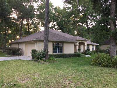 Ocala Single Family Home For Sale: 4978 SE 44th Circle