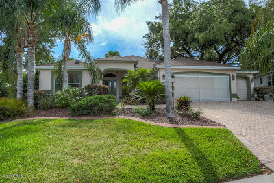 The Villages Single Family Home For Sale: 1304 Oporto Drive