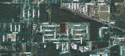 Ocala Residential Lots & Land For Sale: 2920 NE 28th Street