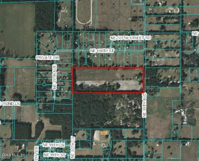 Anthony Residential Lots & Land For Sale: 10310 NE 36th Avenue