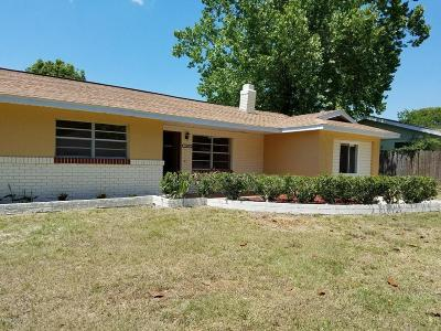 Belleview Single Family Home For Sale: 10660 SE 54th Avenue