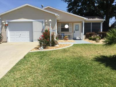 The Villages Single Family Home For Sale: 3225 Mansfield Street