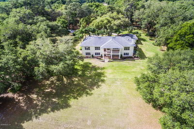 Lady Lake Single Family Home For Sale: 3443 Griffin View Dr.