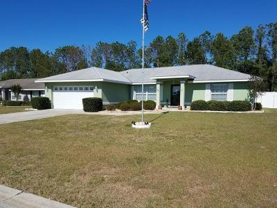 Belleview FL Single Family Home Sold: $144,900