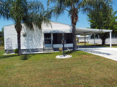 The Villages Mobile/Manufactured For Sale: 803 Elm Street
