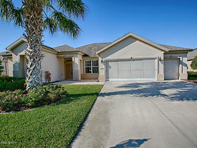Summerfield FL Single Family Home For Sale: $269,900
