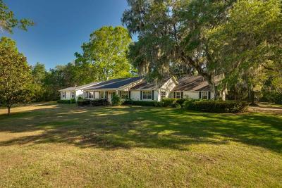 Reddick Farm For Sale: 5900 NW 118th Street Road