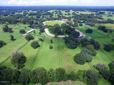 Ocala Farm For Sale: 12026 NW Hwy 464b