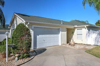 The Villages Condo/Townhouse For Sale: 1477 Azteca Loop