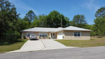 Single Family Home Sold: 2580 W Castle Road