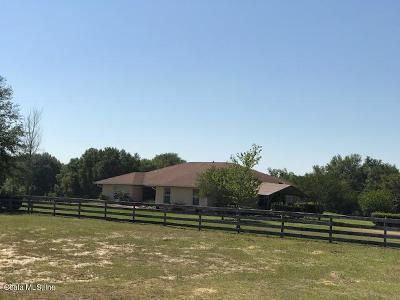 Farm For Sale: 14350 SE 170th
