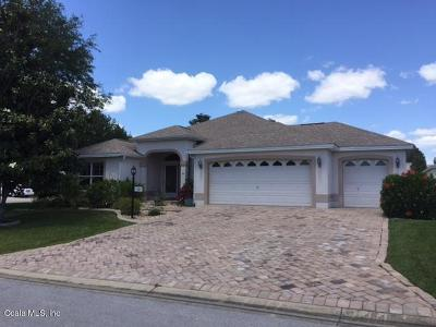 The Villages Single Family Home For Sale: 7755 SE 166th Hibernia Lane