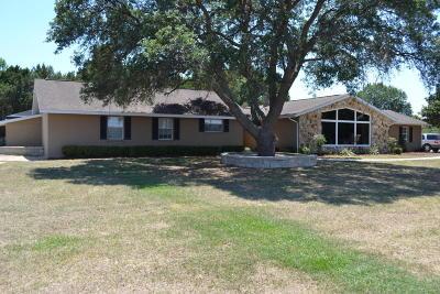 Ocala Single Family Home For Sale: 4580 SW 20th Street