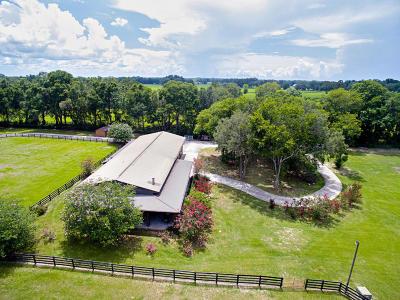Williston Farm For Sale: 14650 NW 160 Avenue
