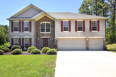 Dunnellon Single Family Home For Sale: 5560 SW 197th Terrace