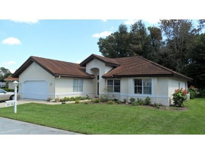 Oak Run Single Family Home For Sale: 8430 SW 108th Pl Road