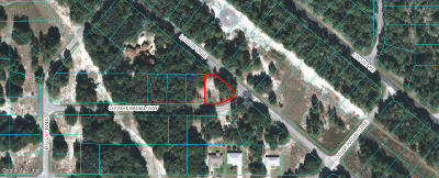 Ocala Residential Lots & Land For Sale: Lot 1 Locust Radial Way