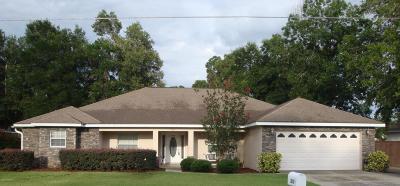 Ocala Single Family Home For Sale: 3213 SE 23rd Terrace