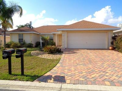Summerfield FL Single Family Home For Sale: $169,500