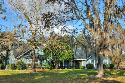 Ocala Farm For Sale: 8280 NW 121st Avenue