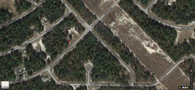 Ocala FL Residential Lots & Land Sold: $4,500