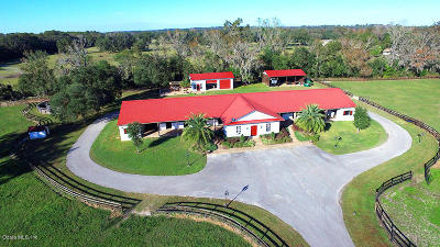 Ocala Farm For Sale: 7551 NW 69th Street