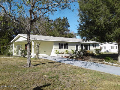 Spruce Creek Single Family Home Sold: 6495 SW 107th Street