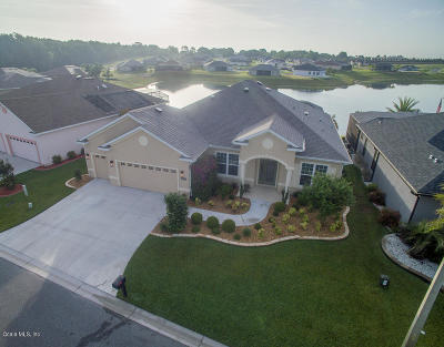 Single Family Home For Sale: 17093 SE 110th Court Road