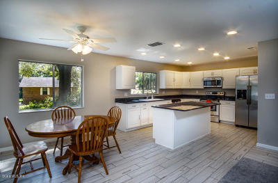 Dunnellon Single Family Home For Sale: 11681 Camp Drive