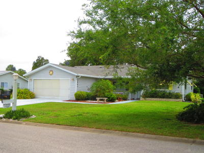 Spruce Creek So Single Family Home For Sale: 17584 SE 102nd Avenue