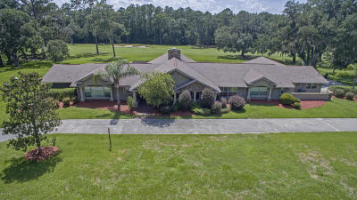 Ocala Single Family Home For Sale: 5484 NW 80th Ave Road