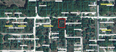 Residential Lots & Land Sold: Corner SE 34 Terrace & SE 140 Place